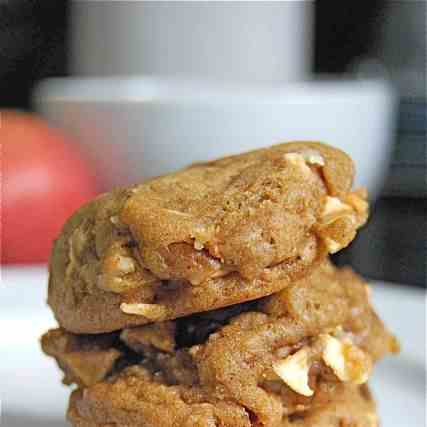 Apple Spice Cookies