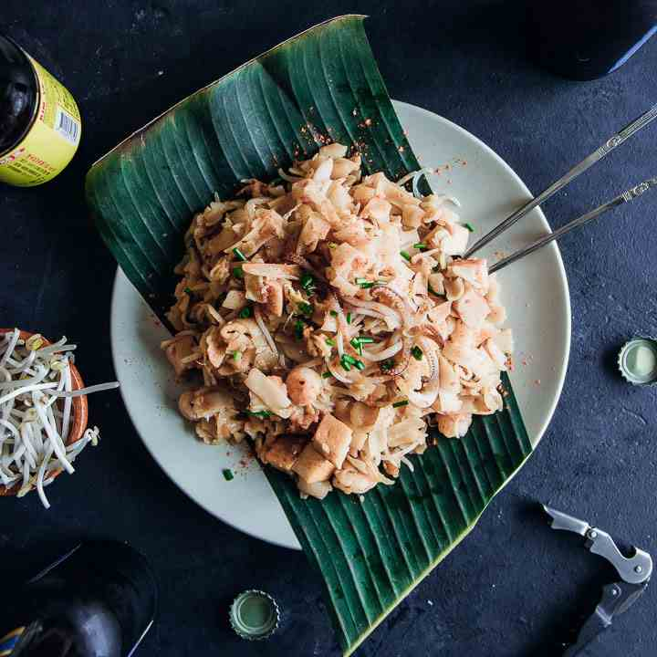 Char Kuey Teow -Malaysian Noodles-