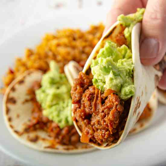 Beyond meat tacos recipe