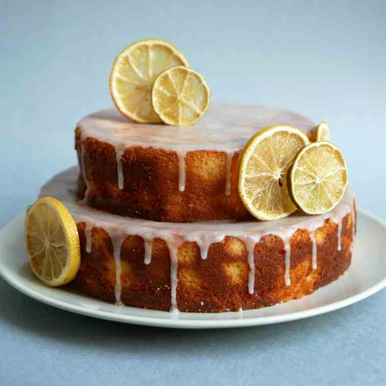 Lemon-Lime Cake