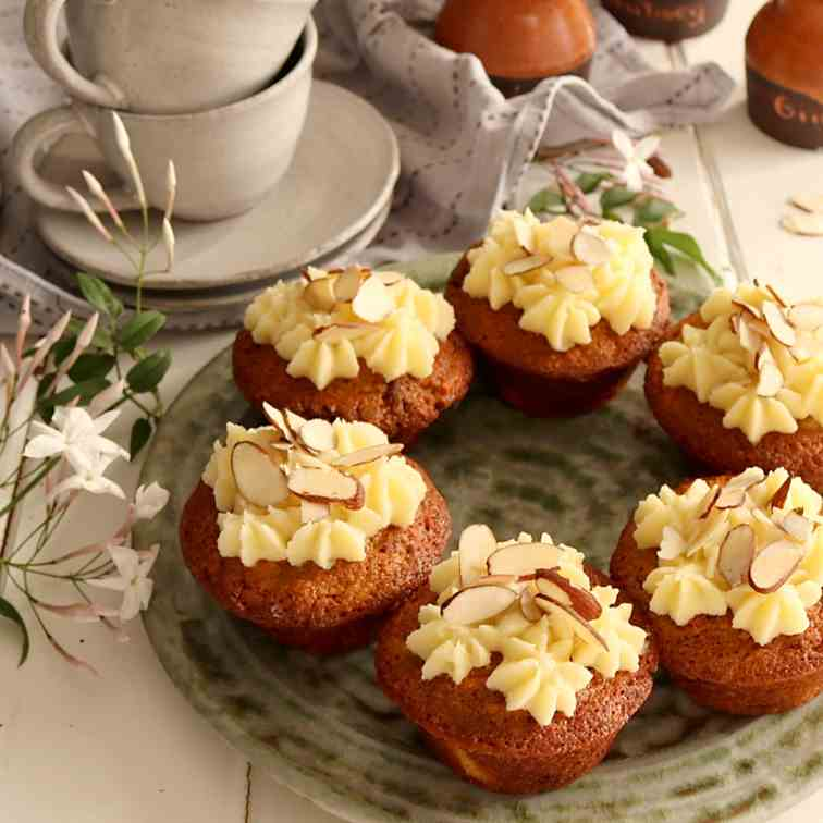 Delicious Carrot Muffins