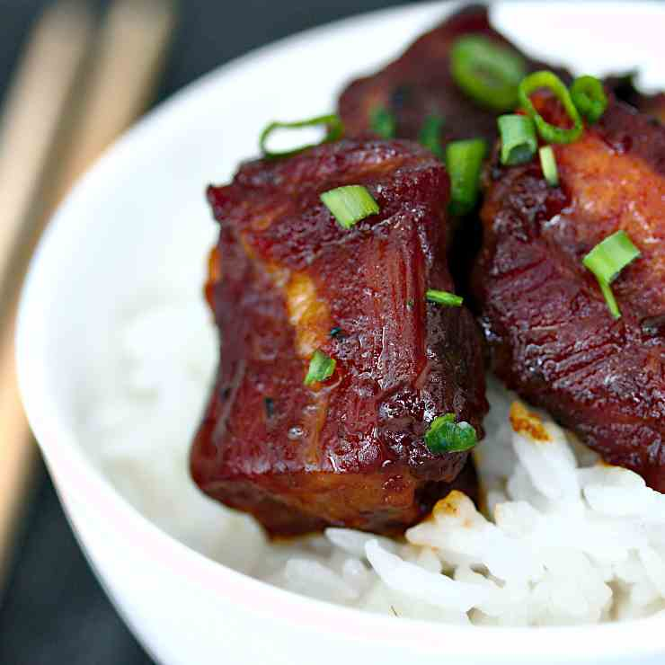 Vietnamese Caramelized Ribs