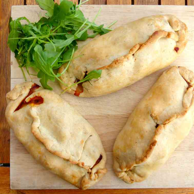 Spicy Beef and Onion Pasties