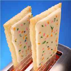 Seriously Authentic Pop Tarts