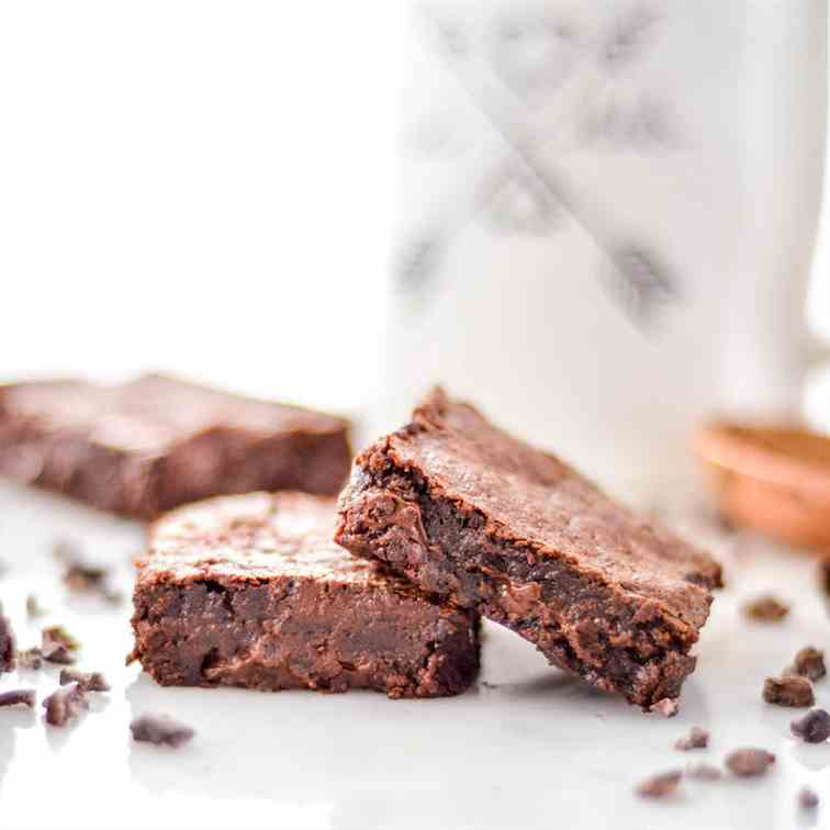 Flourless Paleo Brownies