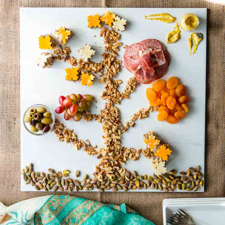 Fun Snacks to Make- Cheese and Charcuterie