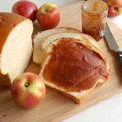 Crock Pot Spiced Apple Butter