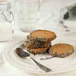 Poppy Seed Wafers