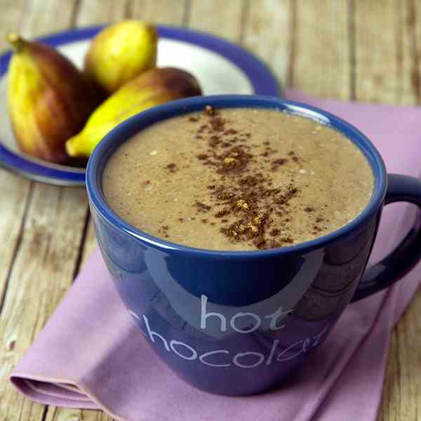Figgy Hot Chocolate