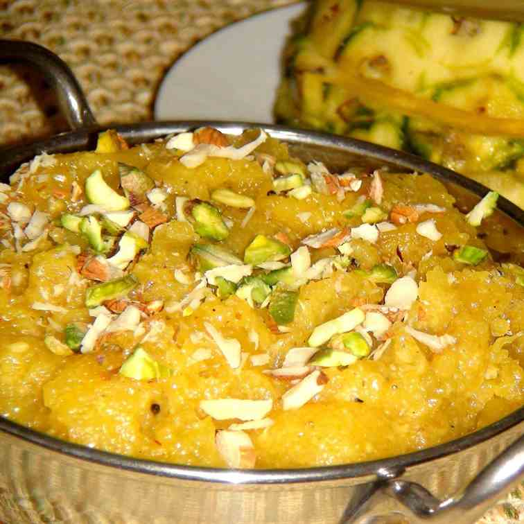 Pineapple Halwa Recipe