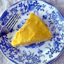 Triple Lemon Pie (Gluten-Free)