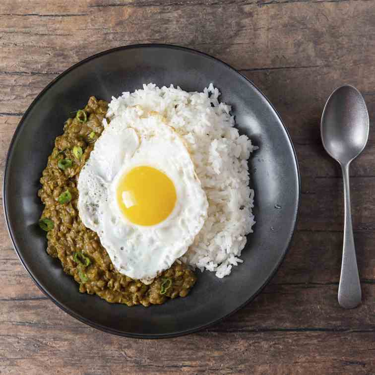 Instant Pot Lentil Curry