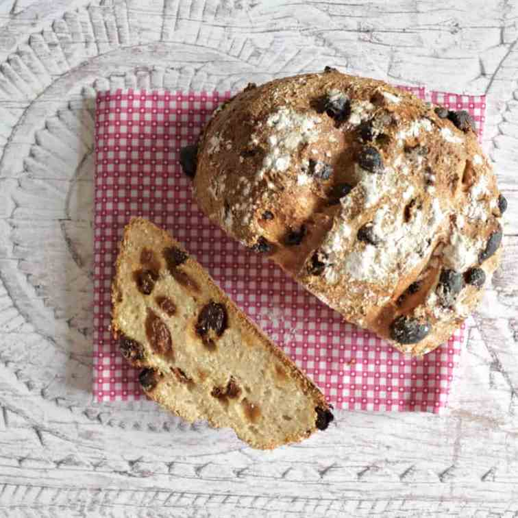 Cinnamon Raisin Sour Dough