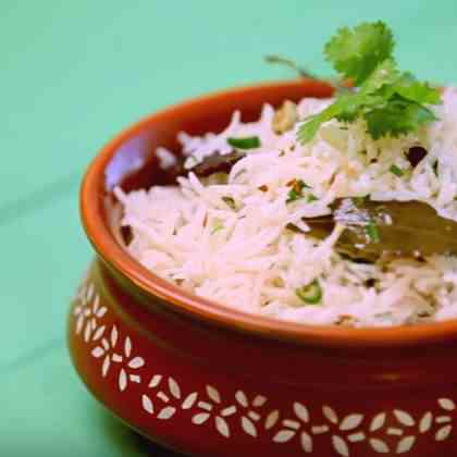 How to Make Jeera Rice (Cumin Rice)