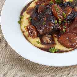 Short Ribs with Dried Apricots