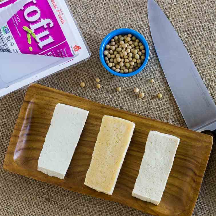 How to Freeze Tofu