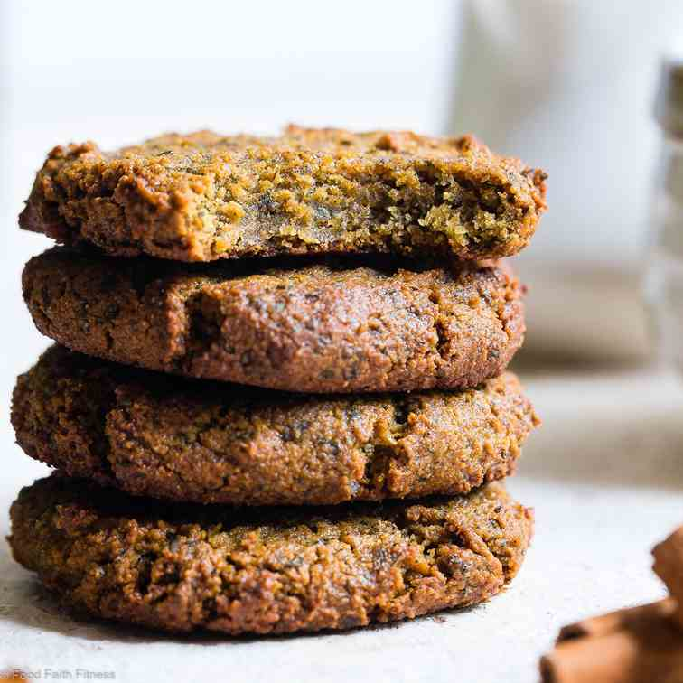 Hidden Veggie Breakfast Cookies