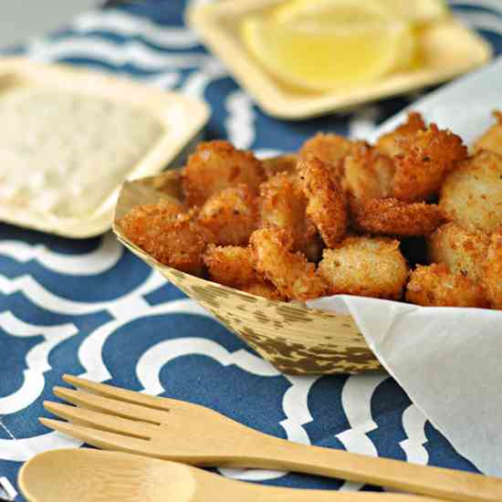 Scallop -Chips-