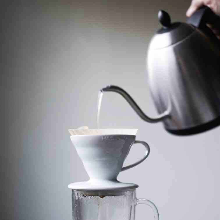 Pour Over Coffee Recipe