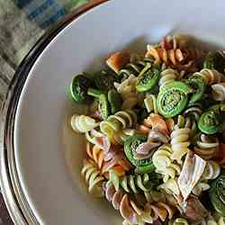 How to Cook & Eat Fiddlehead Ferns