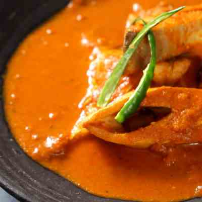 Coastal Kitchen- Goan Pomfret Ambotik