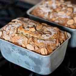 Cardamom-Orange Coffee Cake Loaf