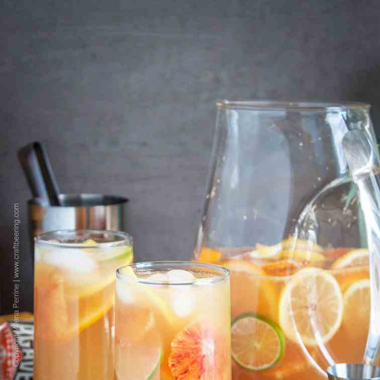 White Sangria 2 in 1