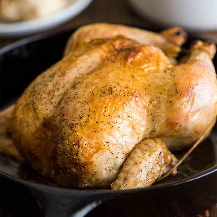 Easy Roasted Chicken Guide