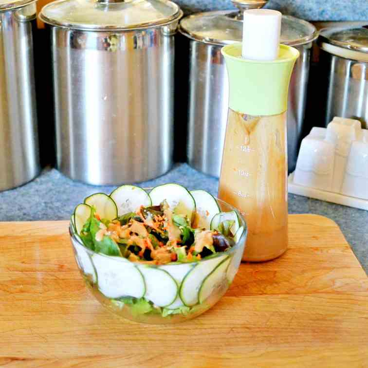 Creamy Asian Dressing