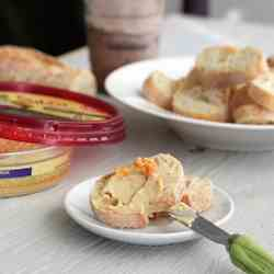 Sabra Hummus to make meals
