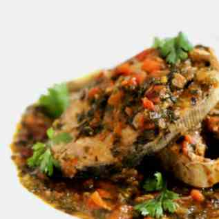 Sindhi Methi Machi (Fish With Fenugreek)