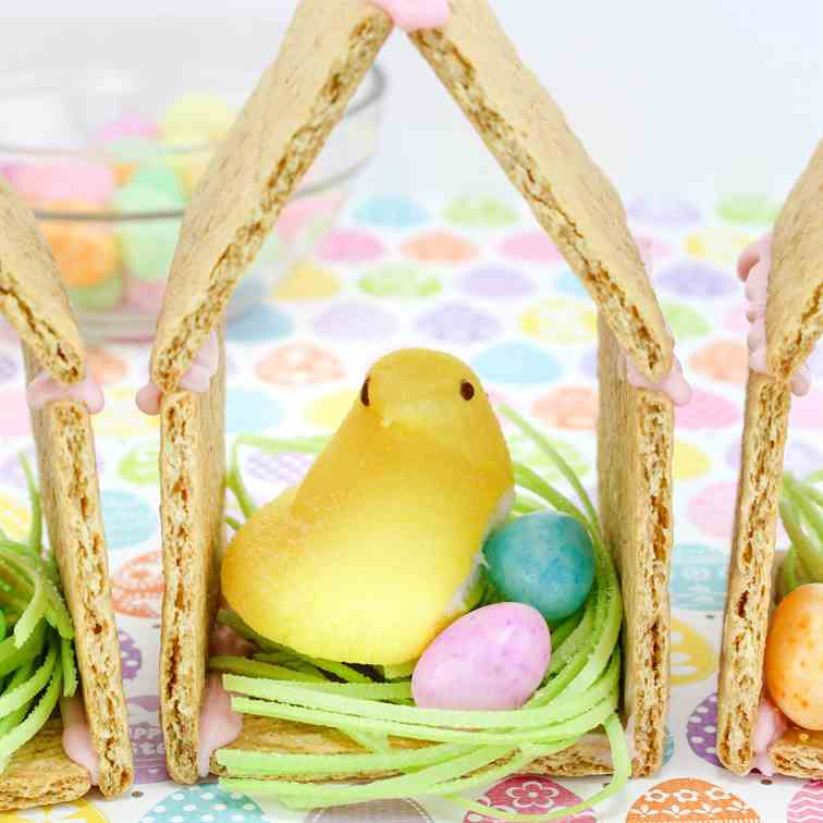 Peeps Chicks House