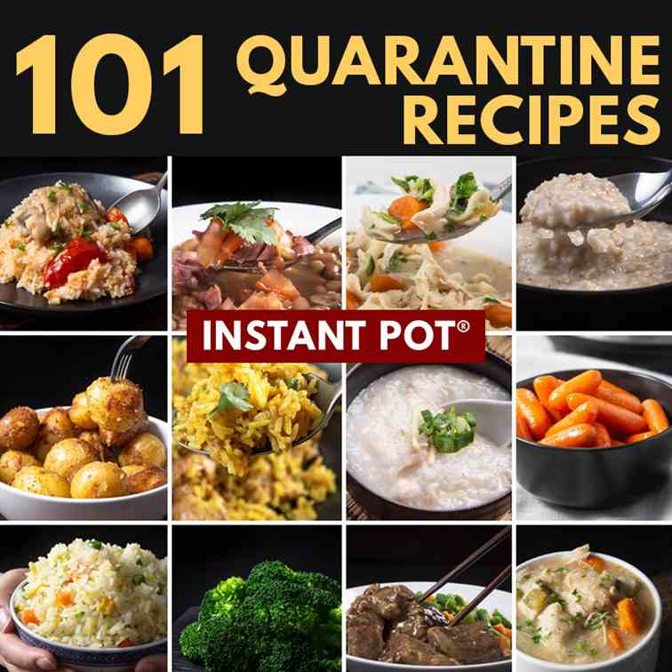 Instant Pot Quarantine Recipes