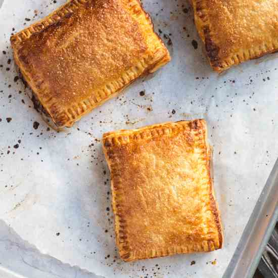 Quick - Easy Apple Turnovers