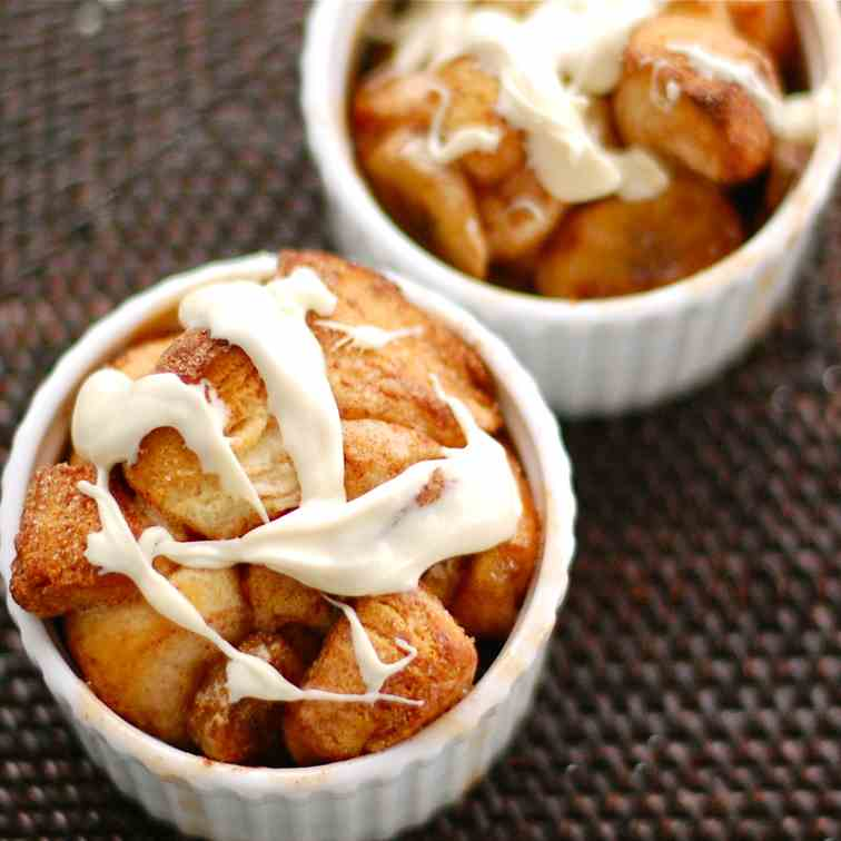Banana Monkey Bread