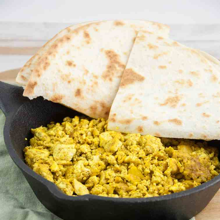Quick - Easy Tofu Scramble