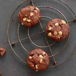 Outrageous Chocolate Butterscotch Cookies