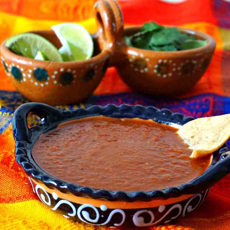 Red Enchilada Chile Sauce