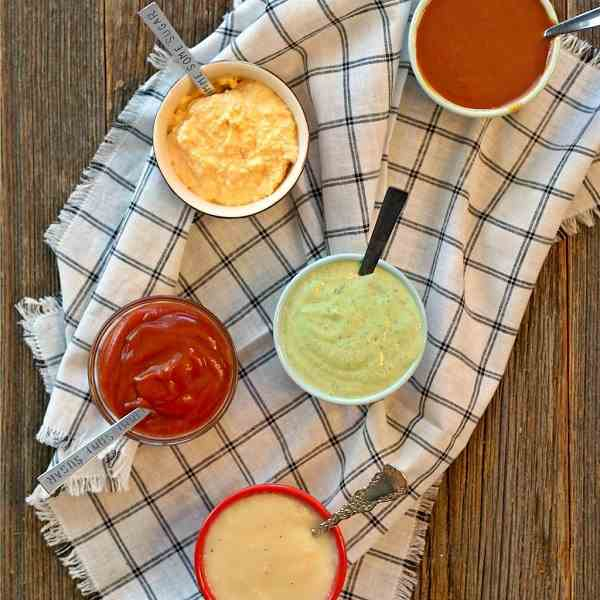 Unique Dipping Sauces
