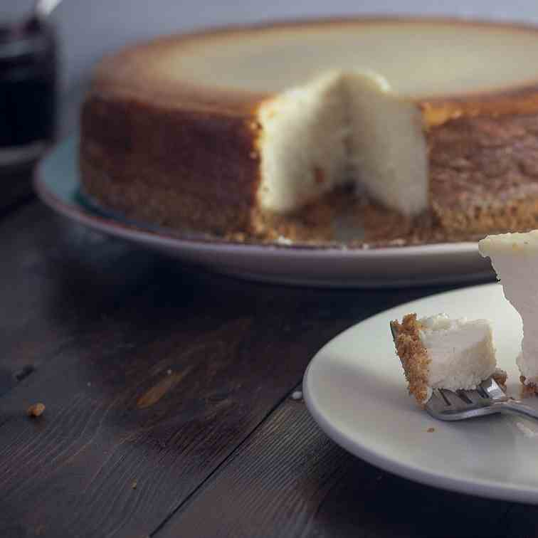 All About The Cheese In The Cheesecake