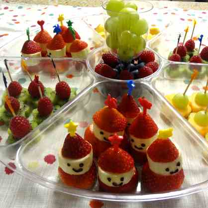 Christmas party food idea for kids