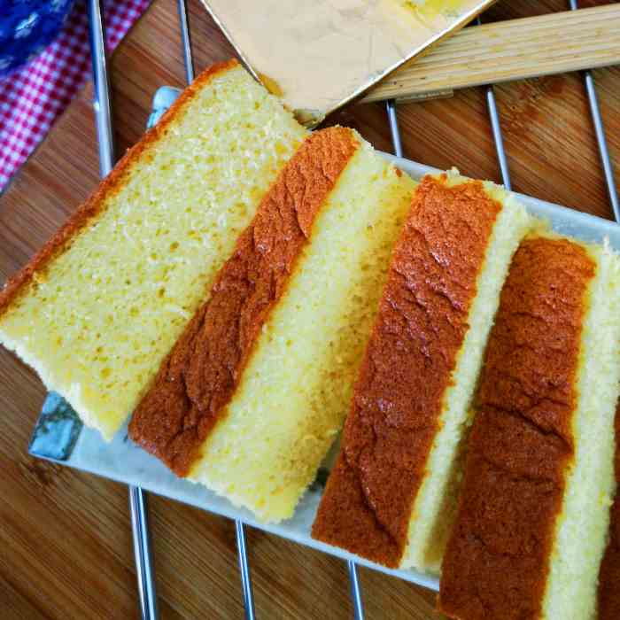 Castella Recipe