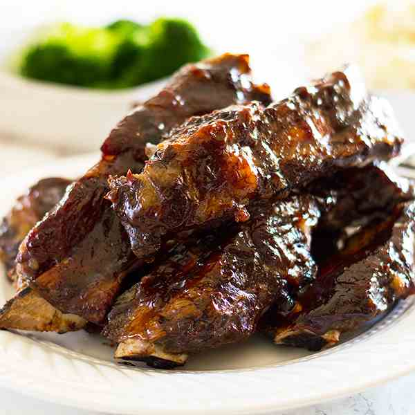 No-Fuss Easy Oven-Baked Ribs