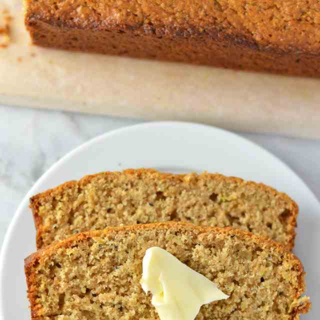 Banana and Kiwi Bread