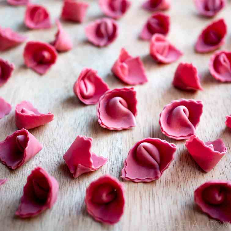 Red Dragonfruit Tortelli