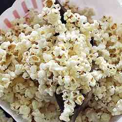 Sweet and Salty Stovetop Popcorn