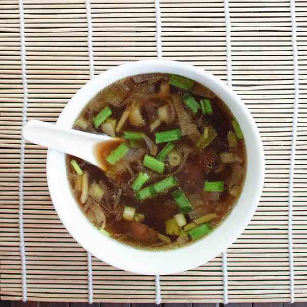 Japanese Onion Soup