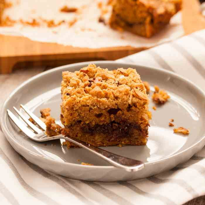 Chocolate Coffee Crumb Cake
