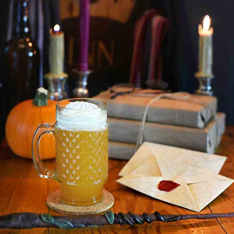 Boozy Butterbeer Recipe