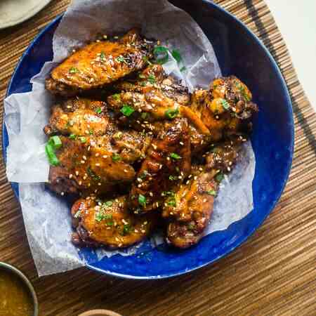 Slow Cooker Paleo Chicken Wings
